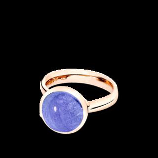 Tamara Comolli Ring Bouton Large Tansanit R-BOU-L-TAN-RG