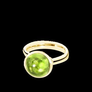 Tamara Comolli Ring Bouton Peridot L R-BOU-L-PER-YG