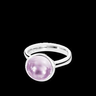 Tamara Comolli Ring Bouton Rosa Turmalin L R-BOU-L-TURO-WG
