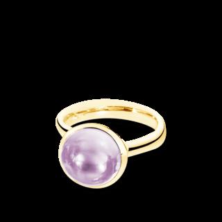 Tamara Comolli Ring Bouton Rosa Turmalin L R-BOU-L-TURO-YG
