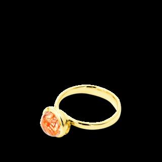 Tamara Comolli Ring Bouton Rutilquarz S R-BOU-S-RUQU-YG
