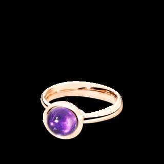 Tamara Comolli Ring Bouton Small Amethyst R-BOU-S-AM-RG