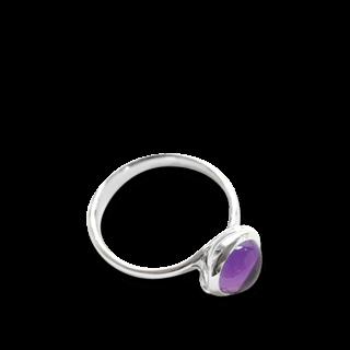 Tamara Comolli Ring Bouton Small Amethyst R-BOU-S-AM-WG