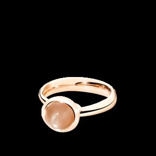 Tamara Comolli Ring Bouton Small Caramel Mondstein R-BOU-S-MOCAR-RG