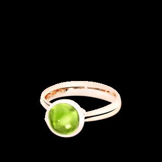 Tamara Comolli Ring Bouton Small Peridot R-BOU-S-PER-RG