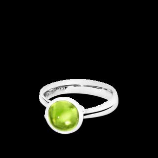 Tamara Comolli Ring Bouton Small Peridot R-BOU-S-PER-WG