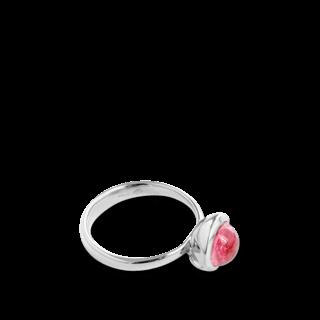 Tamara Comolli Ring Bouton Small Pink Turmalin R-BOU-S-TUPI-WG