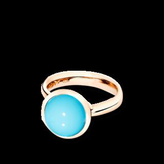 Tamara Comolli Ring Bouton Türkis L R-BOU-L-TUR-RG