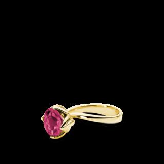 Tamara Comolli Ring Tulip Pinkfarbener Turmalin R-TUL-S-TUPI-YG