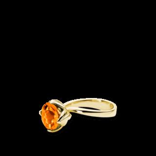 Tamara Comolli Ring Tulip S Mandarin-Granat R-TUL-S-MAN-YG