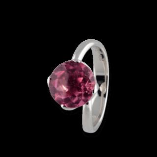 Tamara Comolli Ring Tulip Small Rosa Turmalin R-TUL-S-TURO-WG