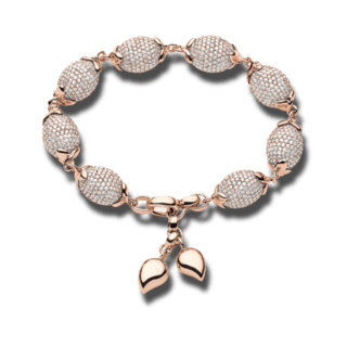 Tamara Comolli Armband Coconut B-CO-LV-P-S-RG