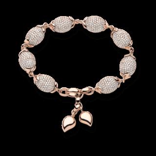 Tamara Comolli Armband Coconut S Pavé B-CO-S-LV-P-RG