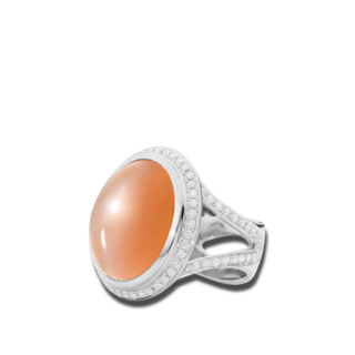 Tamara Comolli Ring Cushion Ring R-CUSH-S-MOSA-P-RG