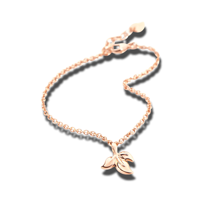 Armband Tamara Comolli Fairy aus 750 Roségold Größe M