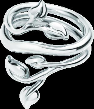 Ring Tamara Comolli Fairy Loop aus 750 Weißgold