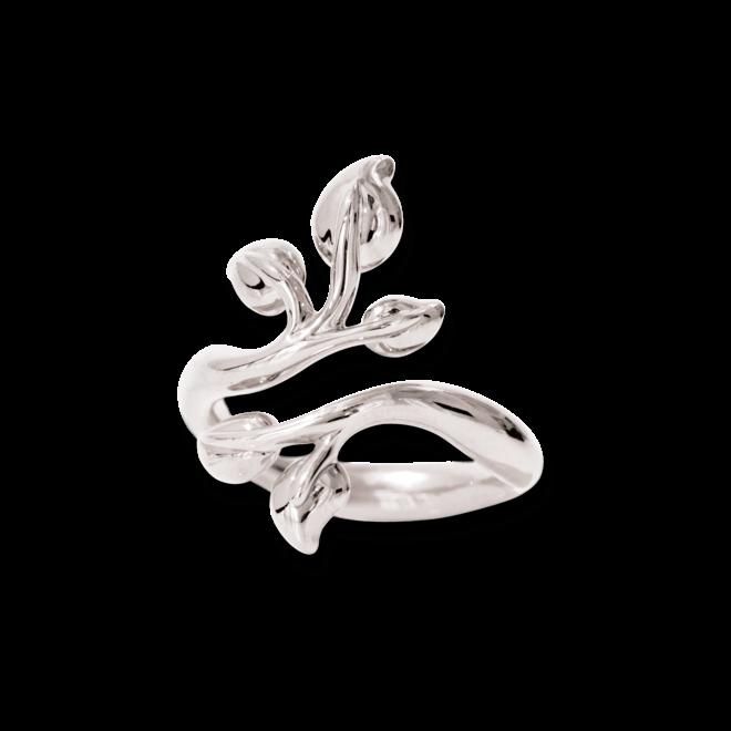 Ring Tamara Comolli Fairy aus 750 Weißgold