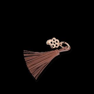 Tamara Comolli Schlüsselanhänger Flower Rosé A-KEY-TABR-FLO-STR