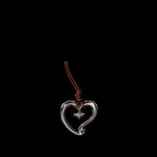 Tamara Comolli Anhänger Gypsy Heart P-GYP-H-AGB