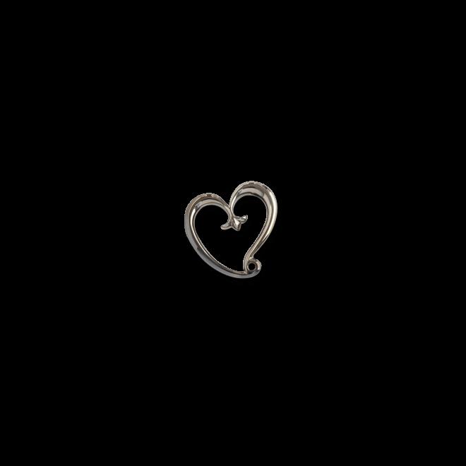 Anhänger Tamara Comolli Gypsy Heart aus 925 Sterlingsilber