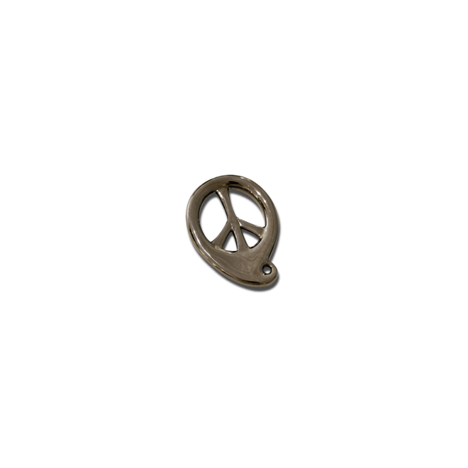 Anhänger Tamara Comolli Peace aus 925 Sterlingsilber