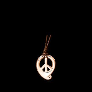 Tamara Comolli Anhänger Peace P-GYP-PCE-BR