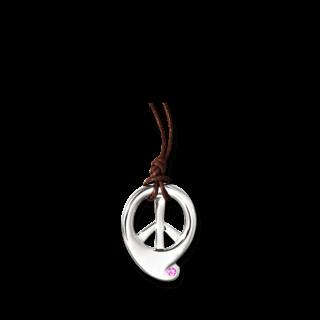 Tamara Comolli Anhänger Peace Saphir P-GYP-PCE-SA-AG