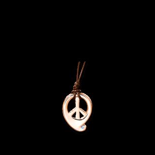 Tamara Comolli Anhänger Peace Saphir P-GYP-PCE-SA-BR