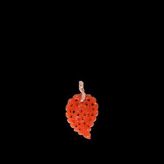 Tamara Comolli Anhänger India Leaf Small Terra Onyx P-IND-ONTE-S-RG