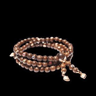 Tamara Comolli Armband und Halskette India Snakewood Candy B-IND-SW-CAN-S-RG