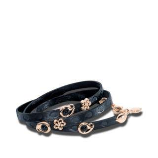 Tamara Comolli Armband mit Anhänger Loopy Beluga B-LO-BEL-5-RG