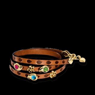 Tamara Comolli Armband mit Anhänger Loopy Candy B-LO-CAN-5-YG