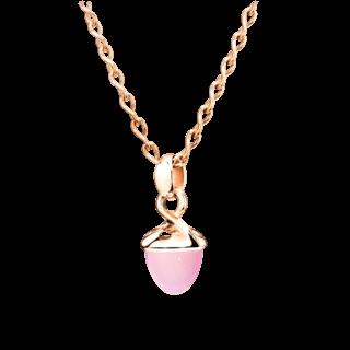 Tamara Comolli Anhänger Bouquet Fairy Pink Chalcedon P-MB-F-CHPI-RG