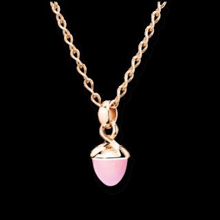 Tamara Comolli Anhänger Mikado Bouquet Pinkfarbener Chalcedon P-MB-CHPI-RG