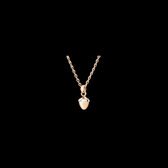 Anhänger Tamara Comolli Mikado Bouquet Sand-Mondstein aus 750 Roségold mit 1 Mondstein