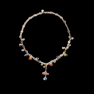 Tamara Comolli Armband und Halskette Candy N-M-56-CAN-RG
