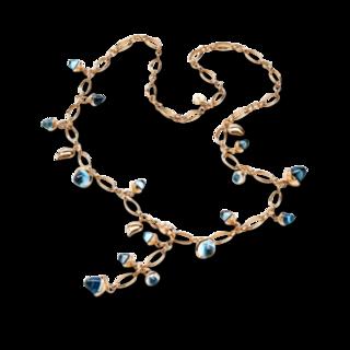 Tamara Comolli Armband und Halskette Sky N-M-56-SKY-RG