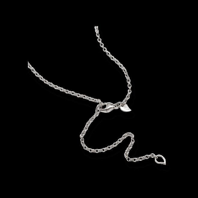 Halskette Tamara Comolli Belcher Chain aus 750 Weißgold