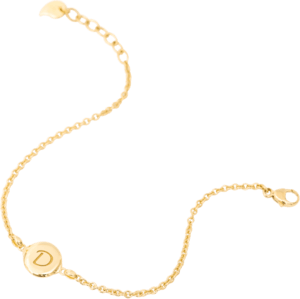 Armband Tamara Comolli Darling Small aus 750 Gelbgold Größe S