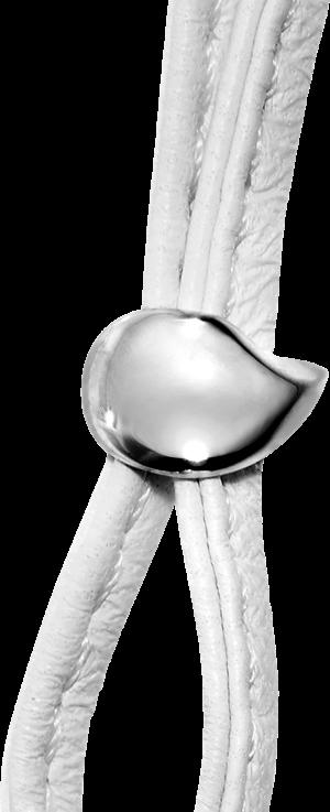 Schließe Tamara Comolli Drop Clasp aus 750 Weißgold