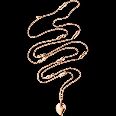 Tamara Comolli Halskette mit Anhänger Drop N-DR-RG