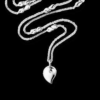 Tamara Comolli Halskette mit Anhänger Signature Drop N-DR-WG