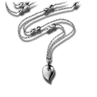 Tamara Comolli Halskette mit Anhänger Drop N-DR-WG