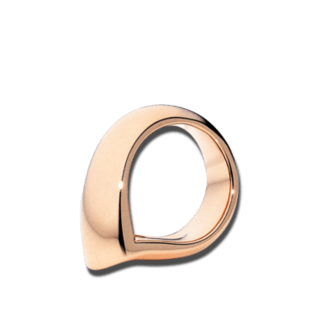 Tamara Comolli Ring Signature Drop Large R-DR-L