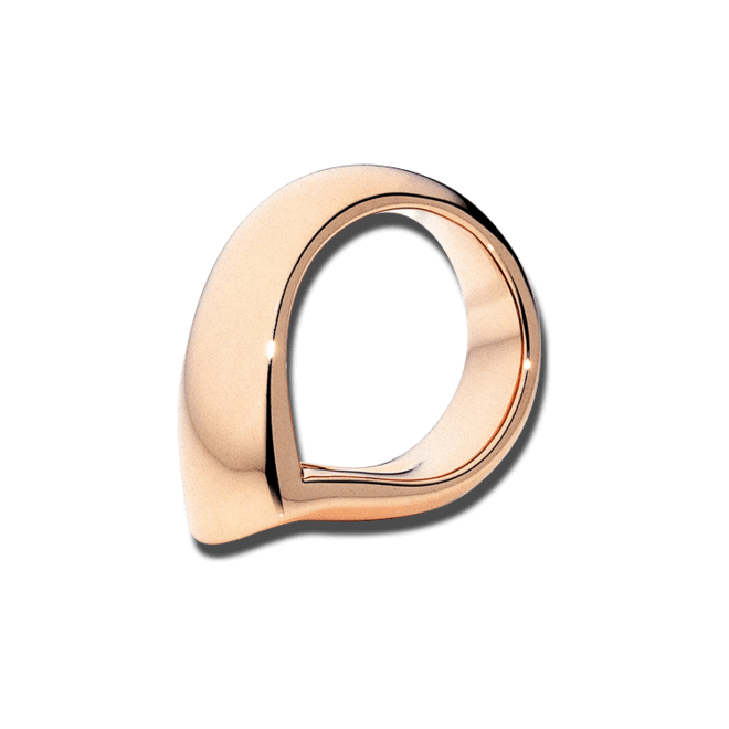 Ring Tamara Comolli Signature Drop Large aus 750 Gelbgold