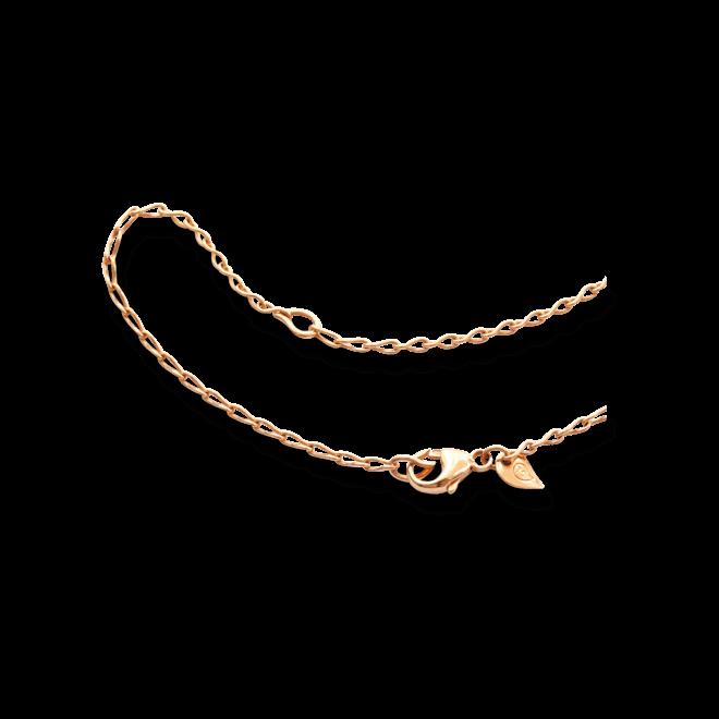 Halskette Tamara Comolli Eight Chain aus 750 Roségold