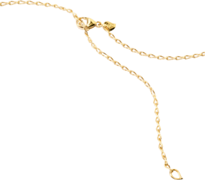 Halskette Tamara Comolli Eight Chain aus 750 Gelbgold