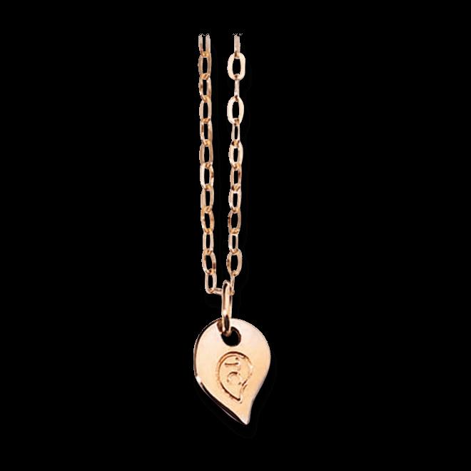 Halskette mit Anhänger Tamara Comolli Sparkle Chain aus 750 Roségold