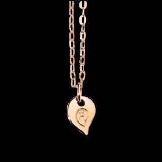 Tamara Comolli Halskette mit Anhänger Sparkle Chain C-SPA-1.2-45-RG