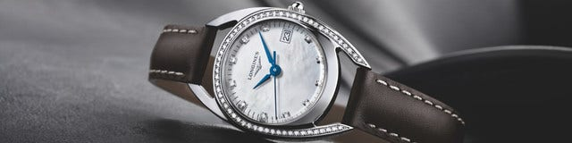 The Longines Equestrian Collection - Brogle